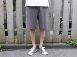 <img class='new_mark_img1' src='https://img.shop-pro.jp/img/new/icons24.gif' style='border:none;display:inline;margin:0px;padding:0px;width:auto;' />JACKMAN(ジャックマン)Sweat Shorts/Charcoal