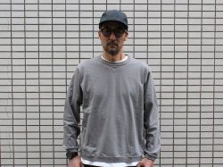 <img class='new_mark_img1' src='//img.shop-pro.jp/img/new/icons14.gif' style='border:none;display:inline;margin:0px;padding:0px;width:auto;' />JACKMAN(ジャックマン)Rib Long Sleeve T-Shirts/Gray