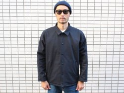 <img class='new_mark_img1' src='//img.shop-pro.jp/img/new/icons14.gif' style='border:none;display:inline;margin:0px;padding:0px;width:auto;' />JACKMAN(ジャックマン)Jersey Coach Jacket/Navy