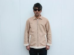 <img class='new_mark_img1' src='//img.shop-pro.jp/img/new/icons24.gif' style='border:none;display:inline;margin:0px;padding:0px;width:auto;' />melple(メイプル)Coach Jacket/ベージュ