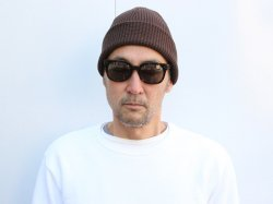 <img class='new_mark_img1' src='//img.shop-pro.jp/img/new/icons24.gif' style='border:none;display:inline;margin:0px;padding:0px;width:auto;' />JACKMAN(ジャックマン)Waffle Knit Cap/JM6605/Ground Brown