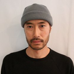 <img class='new_mark_img1' src='https://img.shop-pro.jp/img/new/icons14.gif' style='border:none;display:inline;margin:0px;padding:0px;width:auto;' />RACAL(ラカル)Roll Knit Cap/Steel Blue