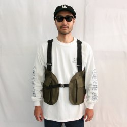 <img class='new_mark_img1' src='https://img.shop-pro.jp/img/new/icons14.gif' style='border:none;display:inline;margin:0px;padding:0px;width:auto;' />BLUCO(ブルコ)Utility Vest/OL-401-021/Olive
