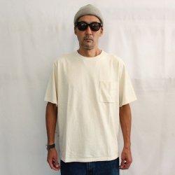 <img class='new_mark_img1' src='https://img.shop-pro.jp/img/new/icons14.gif' style='border:none;display:inline;margin:0px;padding:0px;width:auto;' />JACKMAN(ジャックマン)Pocket T-Shirts/JM5009/Kinari