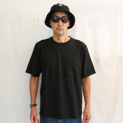 <img class='new_mark_img1' src='https://img.shop-pro.jp/img/new/icons14.gif' style='border:none;display:inline;margin:0px;padding:0px;width:auto;' />JACKMAN(ジャックマン)Pocket T-Shirts/JM5009/Black