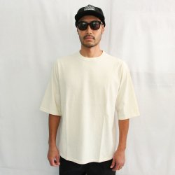 <img class='new_mark_img1' src='https://img.shop-pro.jp/img/new/icons14.gif' style='border:none;display:inline;margin:0px;padding:0px;width:auto;' />JACKMAN(ジャックマン)1/2 Sleeve T-Shirts/JM5930/Kinari