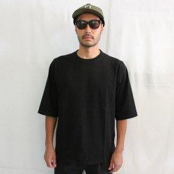 <img class='new_mark_img1' src='https://img.shop-pro.jp/img/new/icons14.gif' style='border:none;display:inline;margin:0px;padding:0px;width:auto;' />JACKMAN(ジャックマン)1/2 Sleeve T-Shirts/JM5930/Black