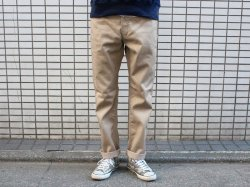 <img class='new_mark_img1' src='//img.shop-pro.jp/img/new/icons14.gif' style='border:none;display:inline;margin:0px;padding:0px;width:auto;' />BLUCO(ブルコ)Work Pants Slim/OL-063/Beige