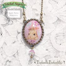 Michal Negrin×Enchantlic Enchantilly★Queen Bunny ネックレス