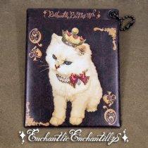 Queen Cat ♠スペード パスケース