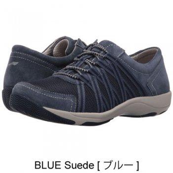 【ダンスコ オナー】dansko HONOR・BLUE Suede  [ブルー]