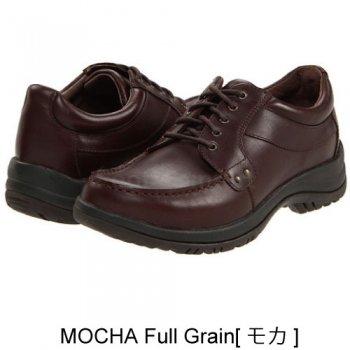 【Men's ダンスコ・ワイアット】WYATT・MOCHA  Full Grain[モカ]