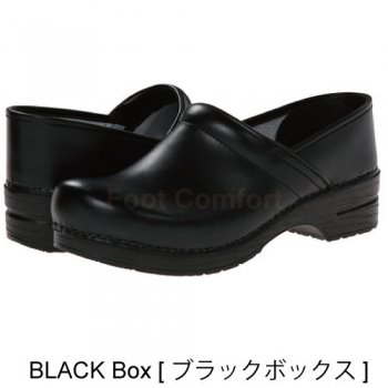 Men's[ダンスコ・プロフェッショナル]dansko Professional・BLACK Box  [ブラックボックス]