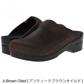 Men's【ダンスコ・カール】dansko KARL・A.BROWN Oiled[アンティークブラウン オイルド]