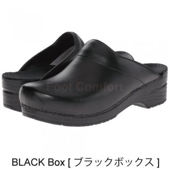 Men's【ダンスコ・カール】dansko KARL・BLACK Box[ブラックボックス]