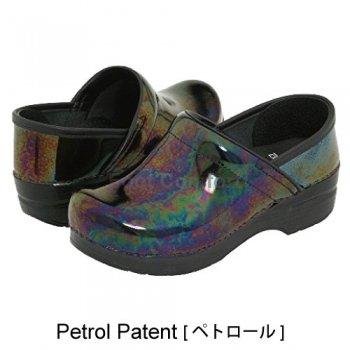 【ダンスコ・プロフェッショナル】dansko Professional ・Petrol Patent [ペトロール]