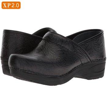 【ダンスコ・XP 2.0】dansko XP 2.0 ・ BLACK Floral Tooled[ブラックフローラル]