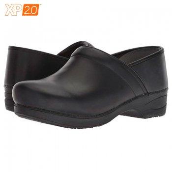 【ダンスコ・XP 2.0】dansko XP 2.0 ・Black Waterproof Pull Up[ブラック ウォータープルーフ]