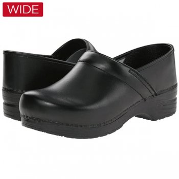 【ダンスコ・プロ・ワイド】PRO WIDE・Black Box Leather【ブラック ボックス】[受注発注商品]