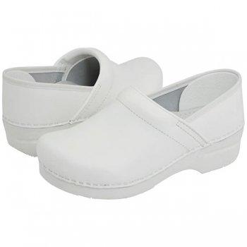 【ダンスコ・プロフェッショナル】dansko Professional・WHITE Box Leather【ホワイト】