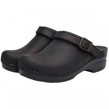 【ダンスコ・イングリッド】dansko INGRID・Black Oiled Leather [ブラックオイルド]