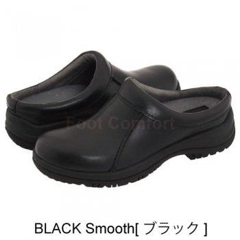 Men's【ダンスコ・ウィル】dansko Wil・BLACK Smooth[ブラック]