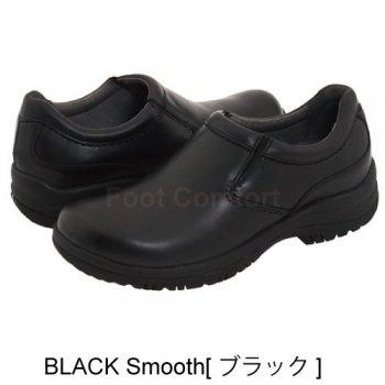 Men's【ダンスコ・ウィン】dansko  WYNN・Black  Smooth[ブラック]