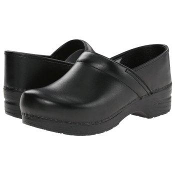 【ダンスコ・プロフェッショナル】dansko Professional・Black Box Leather【ブラック】