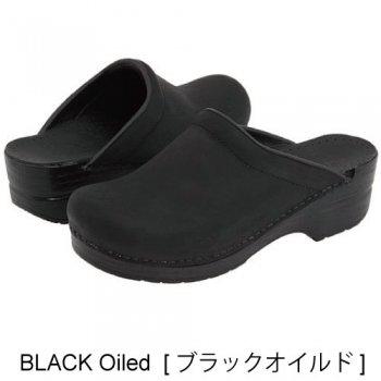 【ダンスコ・ソンヤ】dansko SONJA・BLACK Oiled Leather  [ブラックオイルド]