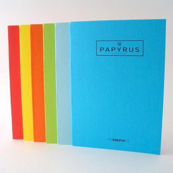 UNIPAPEL ユニパペル カラーノート PAPYRUS 13