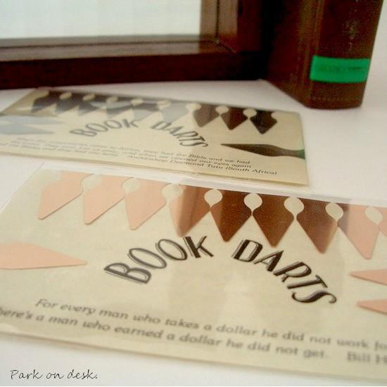BookDarts ブックダーツ シルバー / ブロンズ / マルチアソート