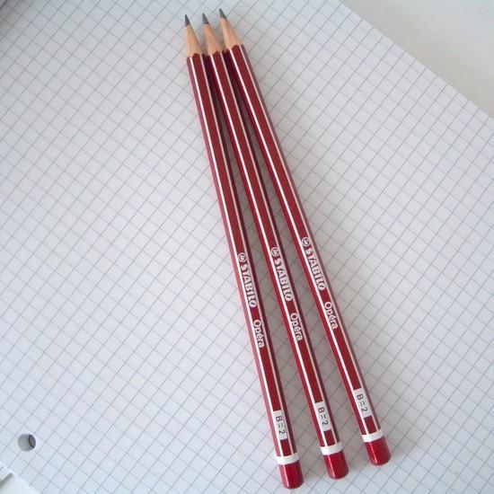 STABILO Opera Pencil スタビロ オペラ鉛筆  285-2B