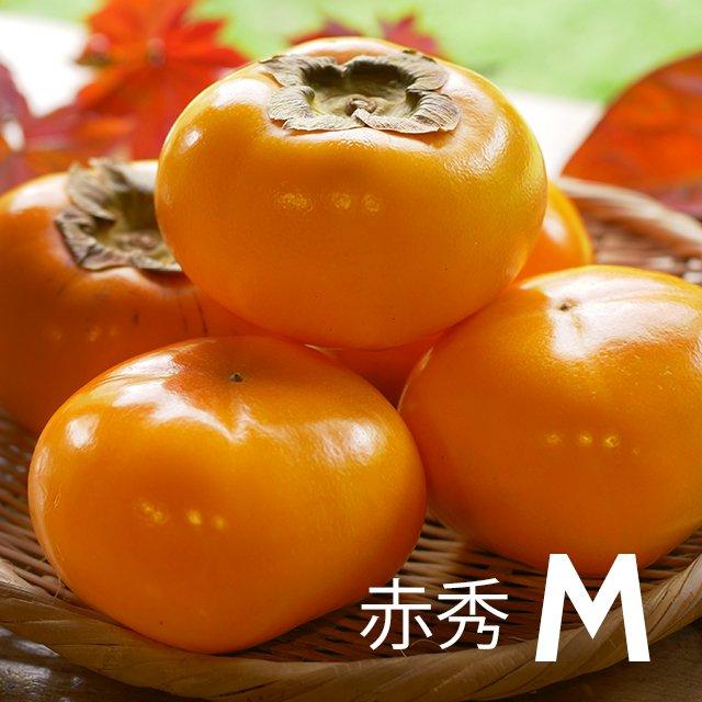 まるはおけさ柿(赤秀M・40個入)