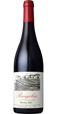 【枚方つーしんコラボ】御殿山ワイン「ポールボーデ ボージョレ」