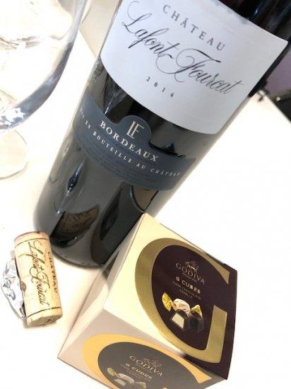 おーみん流・赤ワインとチョコの合わせ方!