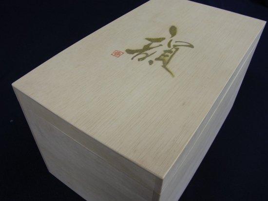 木箱の表面には・・・