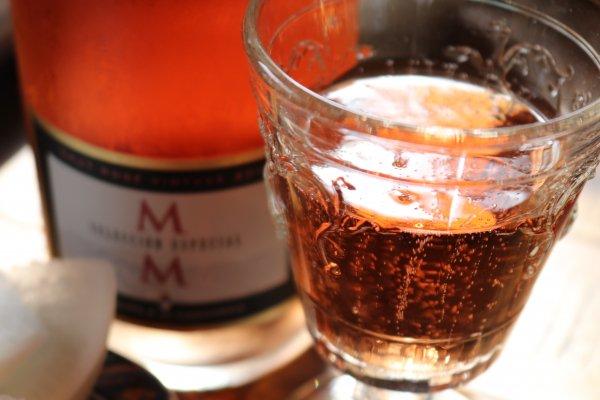 ピンクの泡ワインと彼氏が作る特別な○○○○。マス デ モニストロル カバ セレクション エスペシャル ロゼ ブルット(BYジェニ)
