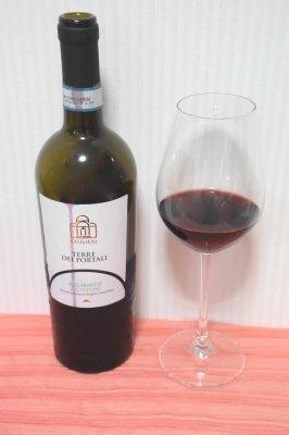 それはセクシーなくらいにジューシーで濃い赤ワイン「ディオメーデ アリアニコ・デル・ヴルトゥレ」(By まるこ)