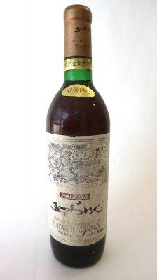 五一わいん 桔梗ケ原メルロ 1989(酸化防止剤無添加)