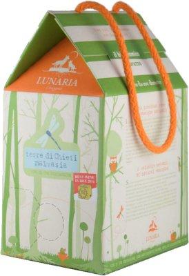 ルナーリア・ マルヴァジア バッグ・イン・ボックス 3L(通常のワイン4本分)