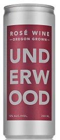 ちょっとプレミアムな缶ワイン「アンダーウッド ロゼ 250ml缶」(グラスワイン2杯分)