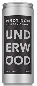 ちょっとプレミアムな缶ワイン「アンダーウッド ピノノワール 250ml缶」(グラスワイン2杯分)