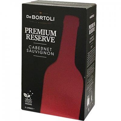 【次回5月中旬入荷予定】デ・ボルトリ カスク  カべルネ・ソーヴィニヨン  バッグ・イン・ボックス 2L (通常のワイン2.6本分)