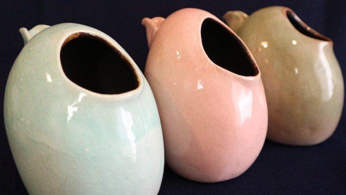 【2021年5月下旬入荷予定】陶器のワイン用徳利【韻 -inn-】CARAFE(カラフェ)