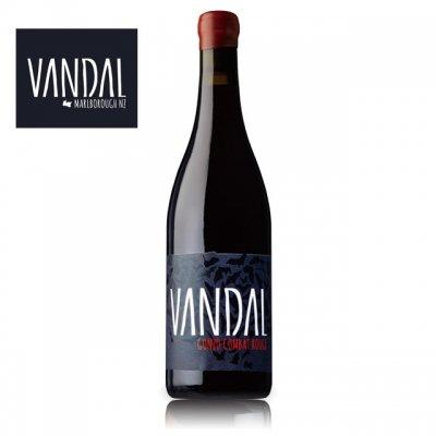 入手困難な覆面ワイン!ヴァンダル ゴンゾー コンバット ルージュ