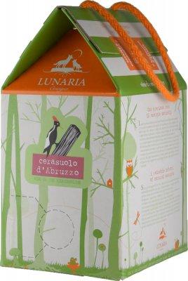 ルナーリア・ チェラスオーロ・ダブルツォ バッグ・イン・ボックス 3L(通常のワイン4本分)