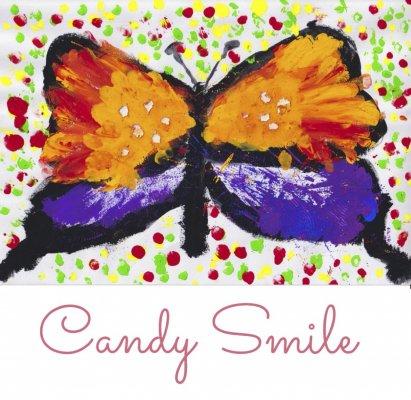 キャンディースマイル アートラベル スパークリング Candy Smile ART Label
