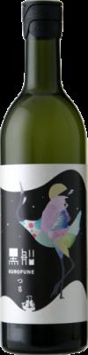 黒船 つる ワイン樽熟成 きもと特別純米 720ml
