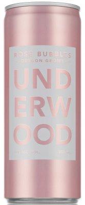 ちょっとプレミアムな缶ワイン「アンダーウッド ロゼ バブルズ 250ml缶」(グラスワイン2杯分)