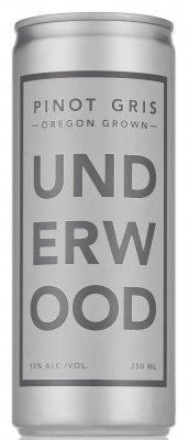 【数量限定・訳あり10%オフ!】ちょっとプレミアムな缶ワイン「アンダーウッド ピノグリ 250ml缶」(グラスワイン2杯分)